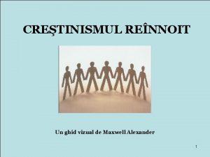 CRETINISMUL RENNOIT Un ghid vizual de Maxwell Alexander