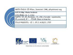 NZEV KOLY Z Pbor Dukelsk 1346 pspvkov org