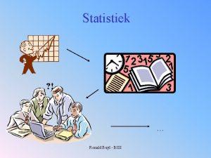 Statistiek Ronald Buyl BISI Statistical Package for Social