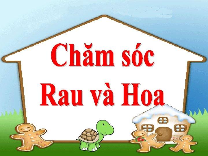 KHI NG Chu trng rau v hoa thng