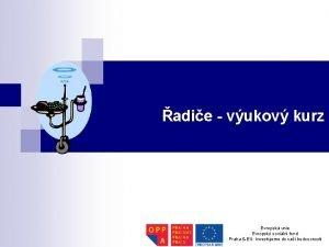 adie vukov kurz Evropsk unie Evropsk sociln fond