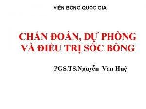 VIN BNG QUC GIA CHN ON D PHNG