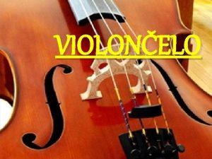 VIOLONELO VIOLONELO Violonelo spada u gudake instrumente Izgled