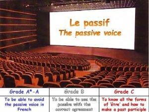 Grade AA Grade B Grade C To be