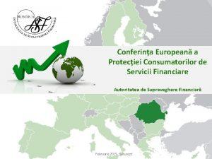 Conferina European a Proteciei Consumatorilor de Servicii Financiare