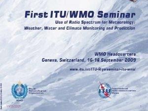 11262020 1 THE FIRST ITUWMO SEMINAR Albert Nalbandian