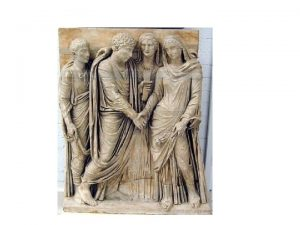 The world of Roman marriage After studying the
