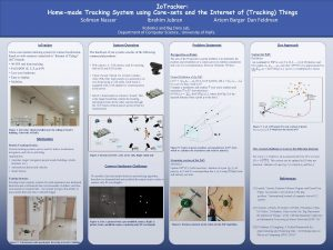 Io Tracker Homemade Tracking System using Coresets and