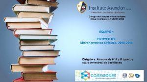 Colegio de Ciencias y Humanidades Clave incorporacin UNAM