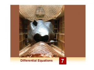 Differential Equations 7 7 3 Separable Equations Separable