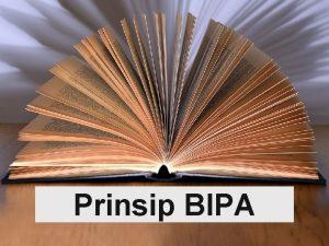 Prinsip BIPA pengajaran bahasa tidak bisa dilepaskan dari