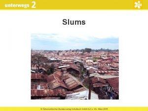 2 Slums sterreichischer Bundesverlag Schulbuch Gmb H Co