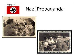 Propaganda Nazi Propaganda Propaganda Reclame voor politieke partij