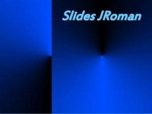 Slides JRoman Apresenta Ilha Bela Quarta parte Ouvi