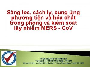 Sng lc cch ly cung ng phng tin