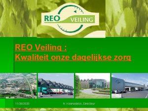 REO Veiling Kwaliteit onze dagelijkse zorg 11262020 N