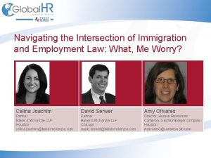 Navigating the Intersection of Immigration and Employment Law