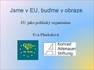 Jsme v EU bume v obraze EU jako