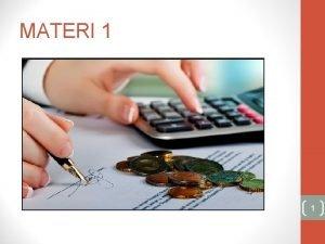 MATERI 1 1 Pengertian Sistem Ekonomi Sistem ekonomi