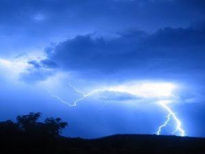 HURACAN Las personas llaman a estas tormentas con