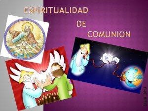 Enero 2013 La Iglesia es signo de comunin