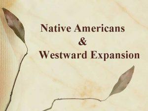 Native Americans Westward Expansion Native American Diversity Navajo