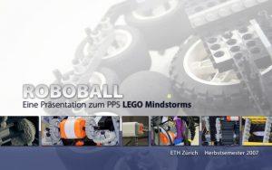 Themenindex PPS Lego Mindstorms Mglichkeiten mit LEGO Mindstorms