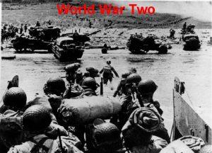 World War Two World War II The Short