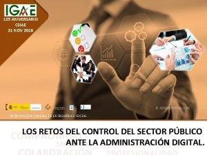 125 ANIVERSARIO CSIAE 21 NOV 2018 e ADMINISTRACIN