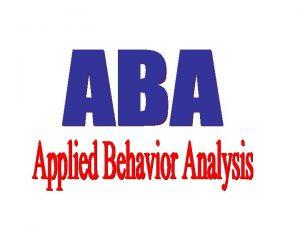 Applied Behavior Analysis focuses on understanding the behavior