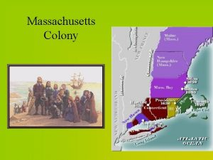 Massachusetts Colony Pilgrims Found Plymouth Colony Settlers came