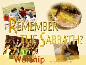 Worship 1002 Dave Walker Revelation 1 8 11