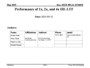 May 2015 doc IEEE 802 11 15569 r