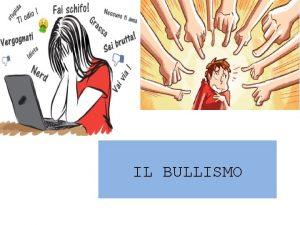 IL BULLISMO CHE COSA SIGNIFICA Il bullismo una