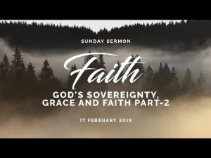 Quick Review Faith Connects Us To God Faith