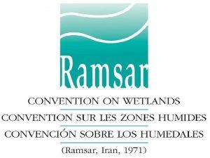 Ramsar Convention on Wetlands www ramsar org Convention