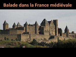 Balade dans la France mdivale Gordes Dans le
