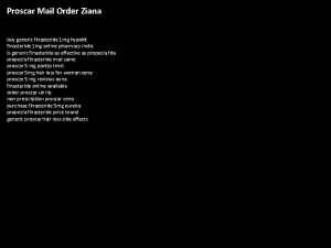 Proscar Mail Order Ziana buy generic finasteride 1