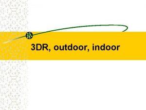3 DR outdoor indoor 3 D reklama Asociace