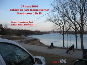 17 mars 2010 Ballade au Parc Jacques Cartier