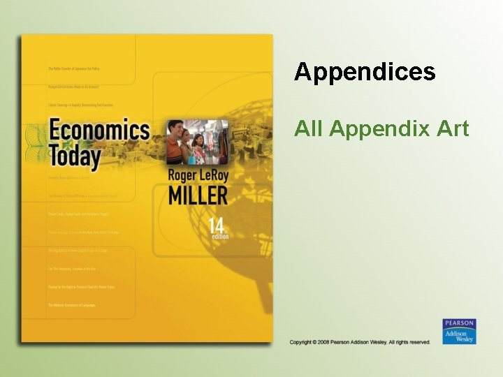 Appendices All Appendix Art All Appendix Art Appendix