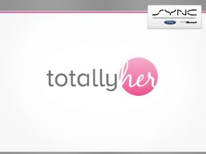 1 PREMIUM SITES CONTENT totallyher OVERVIEW 68 6