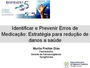 Identificar e Prevenir Erros de Medicao Estratgia para