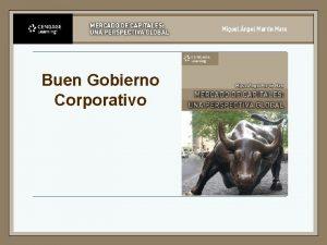 Buen Gobierno Corporativo Buen Gobierno Corporativo n Conjunto