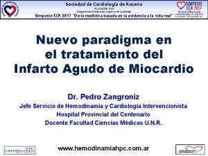 Sociedad de Cardiologa de Rosario Asociacin Civil Integrante