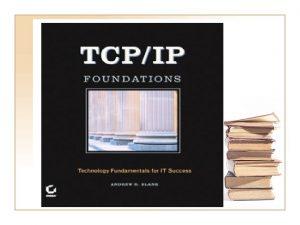 TCPIPmodellen TCPIPmodellen Generelt Sent 60 tallet tidlig 70
