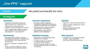 One PPG vagyunk Clunk We protect and beautify