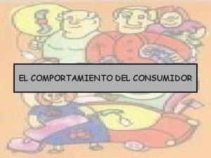 EL COMPORTAMIENTO DEL CONSUMIDOR Modelo de comportamiento de