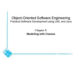 ObjectOriented Software Engineering Practical Software Development using UML