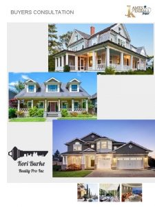 BUYERS CONSULTATION YOUR GUIDE TO BUYING A HOME